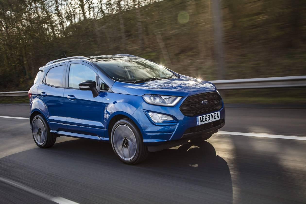 Image 3: Ford Ecosport Hatchback 1.0 Ecoboost 125 Titanium [X Pack] 5dr