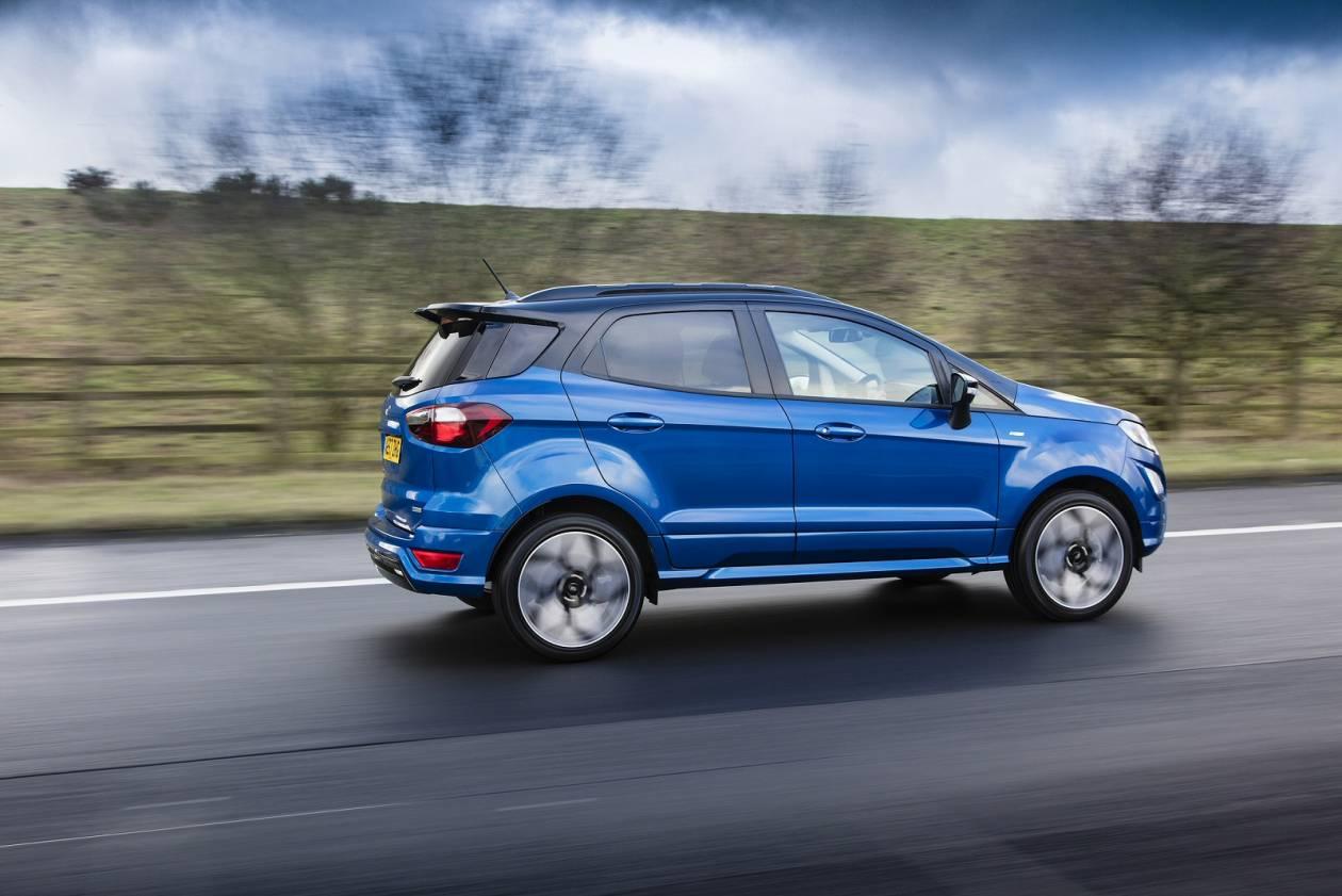 Image 4: Ford Ecosport Hatchback 1.0 Ecoboost 125 Titanium [X Pack] 5dr