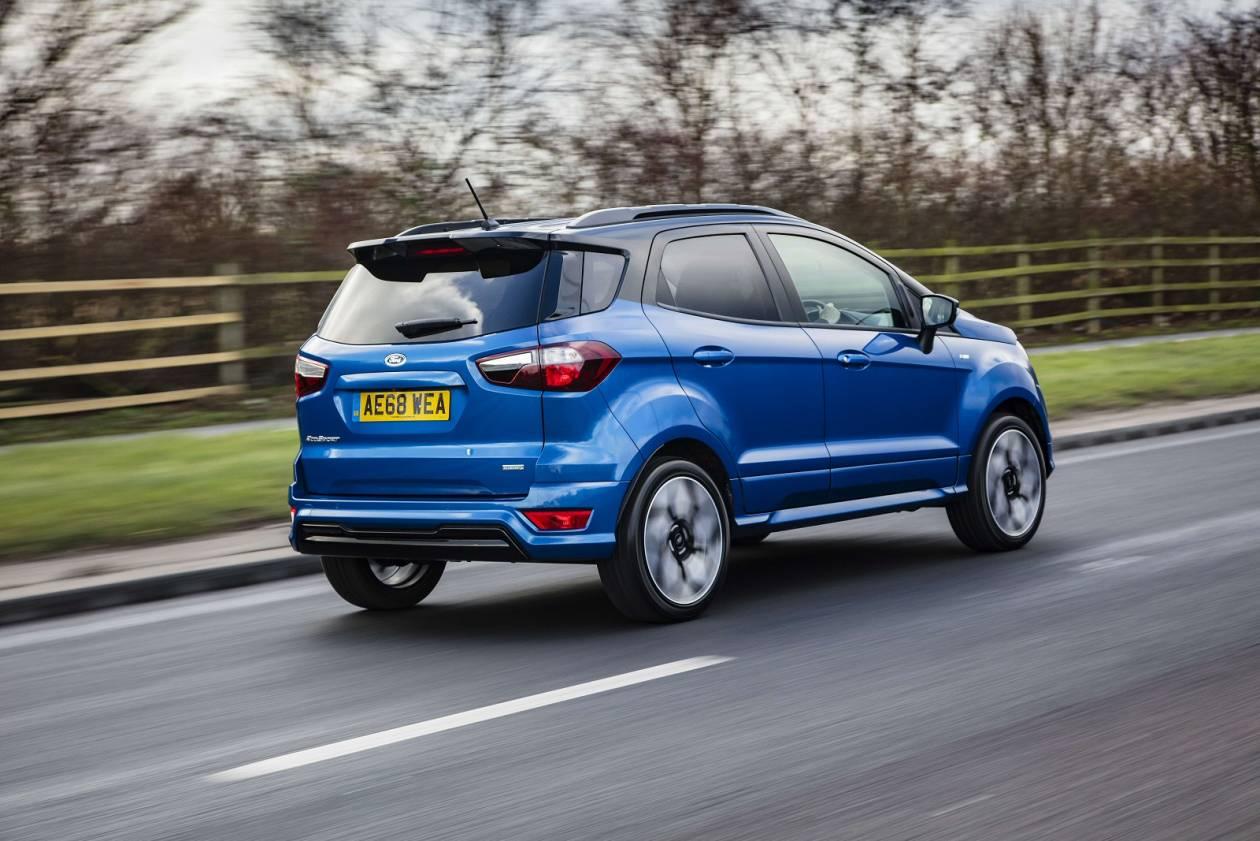 Image 5: Ford Ecosport Hatchback 1.0 Ecoboost 125 Titanium [X Pack] 5dr