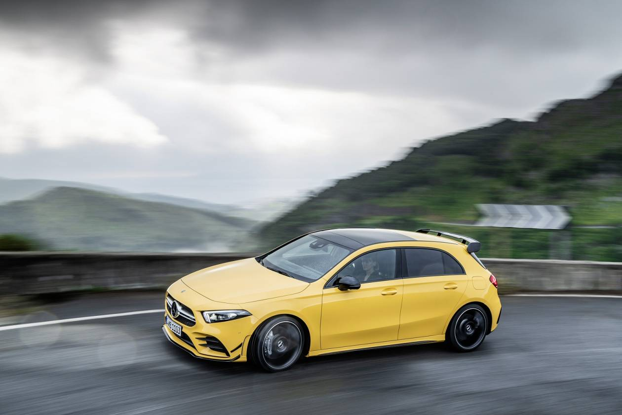 MERCEDES-BENZ A35 4Matic 5dr Auto