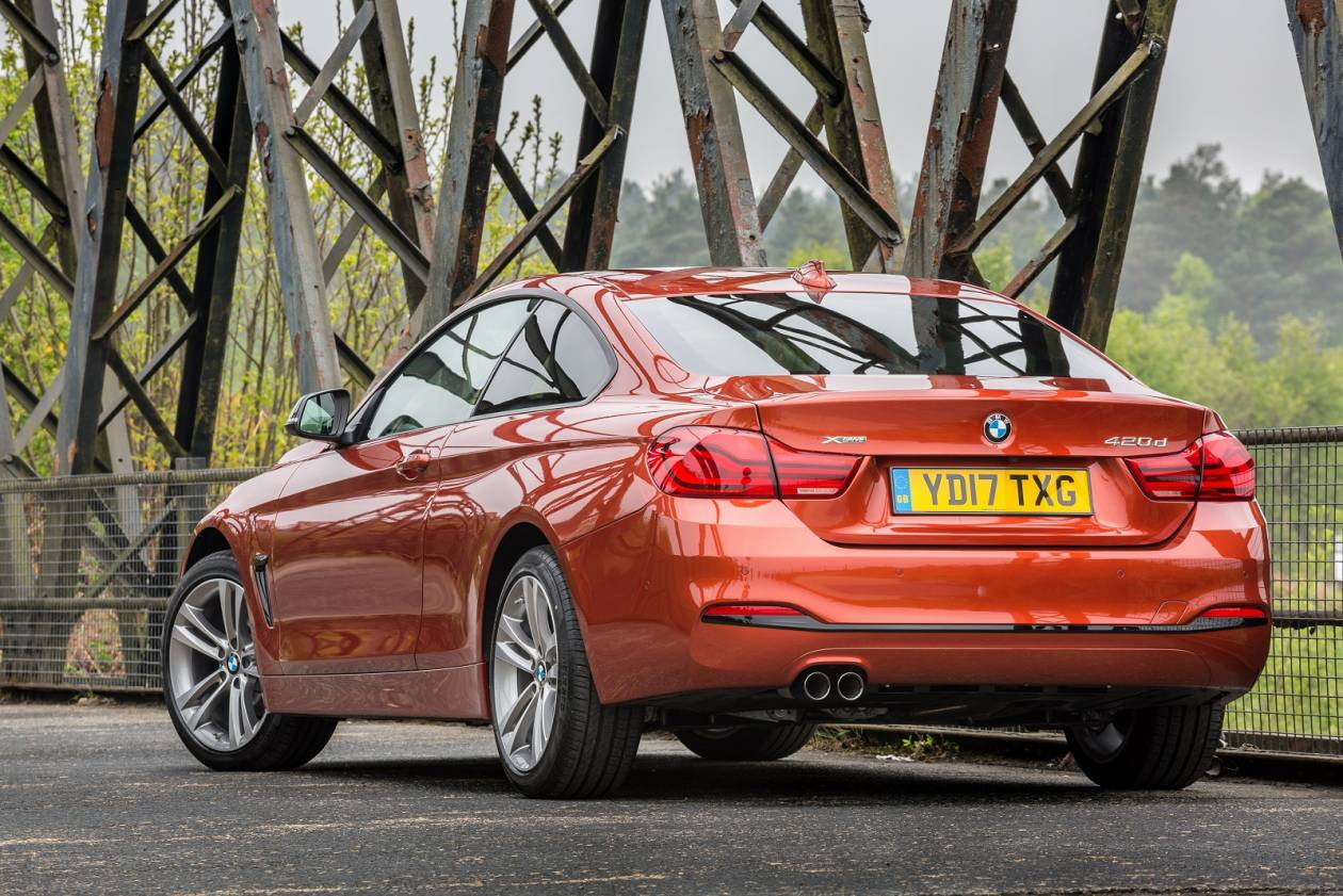 Image 3: BMW 4 Series Coupe 420I M Sport 2dr Auto [professional Media]