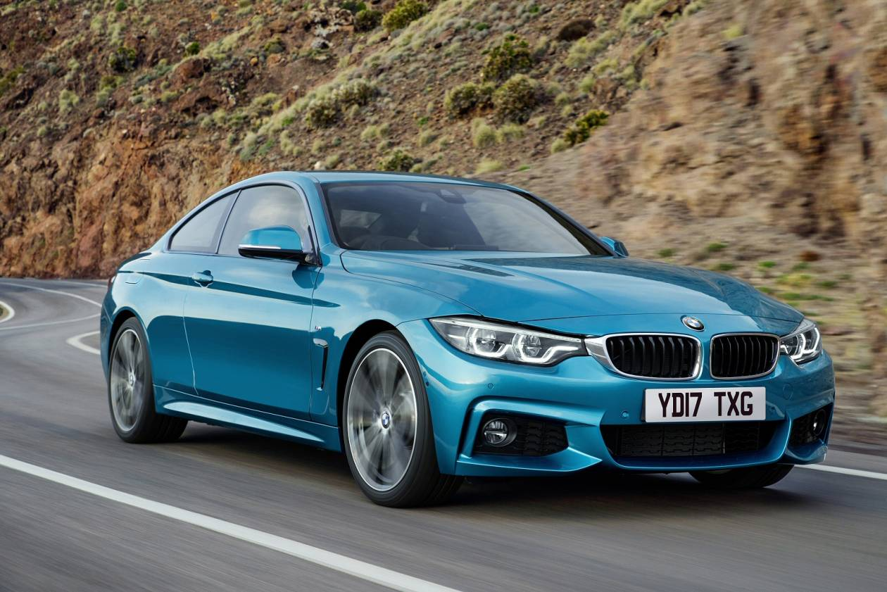 Image 1: BMW 4 Series Coupe 420I M Sport 2dr Auto [professional Media]