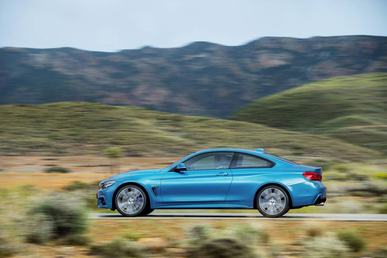 Image 2: BMW 4 Series Coupe 420I M Sport 2dr Auto [professional Media]
