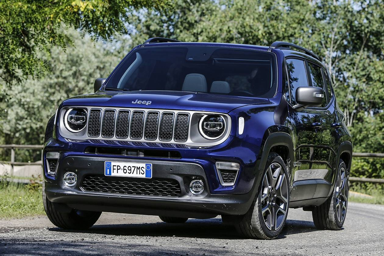 JEEP 1.0 T3 GSE Sport 5dr