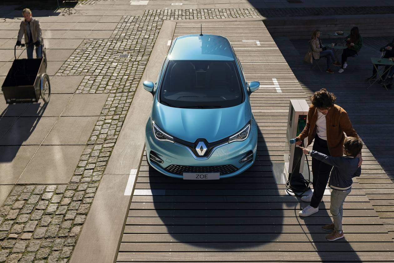 Image 4: Renault Zoe Hatchback 100KW I GT Line R135 50KWH 5dr Auto