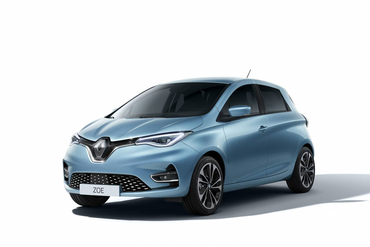 Image 6: Renault Zoe Hatchback 100KW I GT Line R135 50KWH 5dr Auto