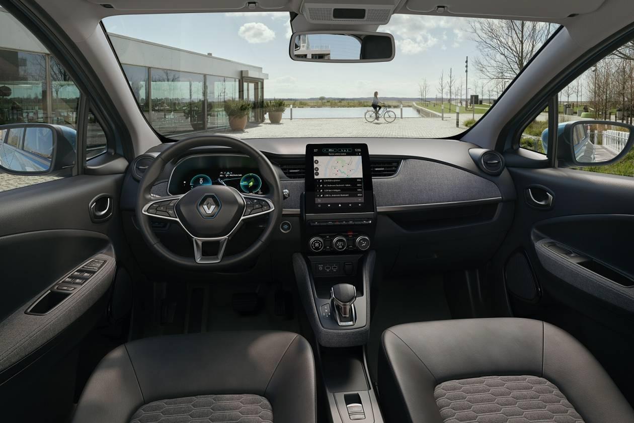 Image 5: Renault Zoe Hatchback 100KW I GT Line R135 50KWH 5dr Auto
