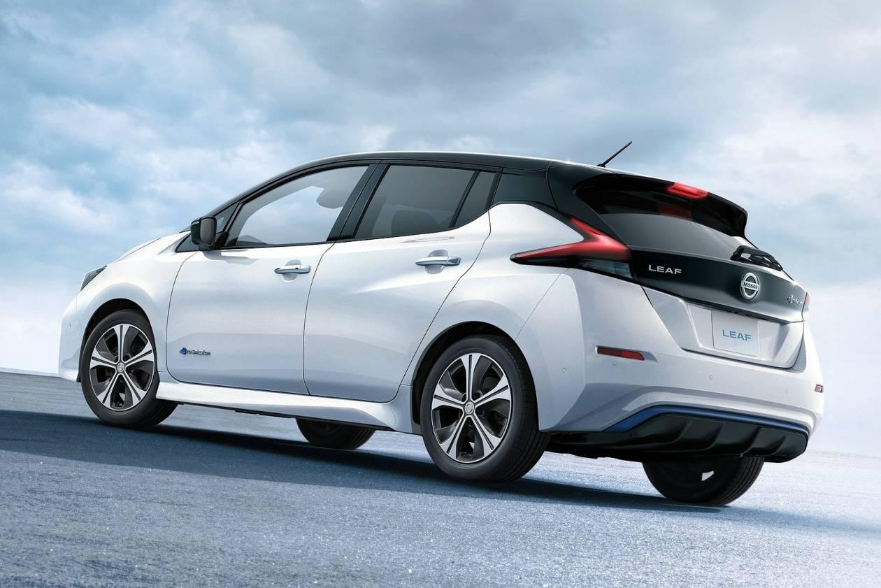 Image 1: Nissan Leaf Hatchback 110KW Tekna 40KWH 5dr Auto
