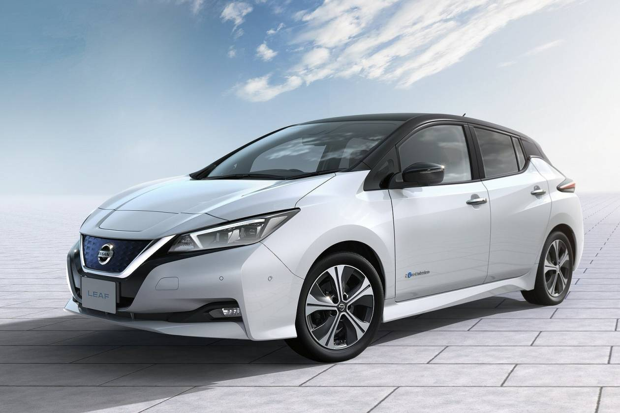 Image 5: Nissan Leaf Hatchback 110KW Tekna 40KWH 5dr Auto