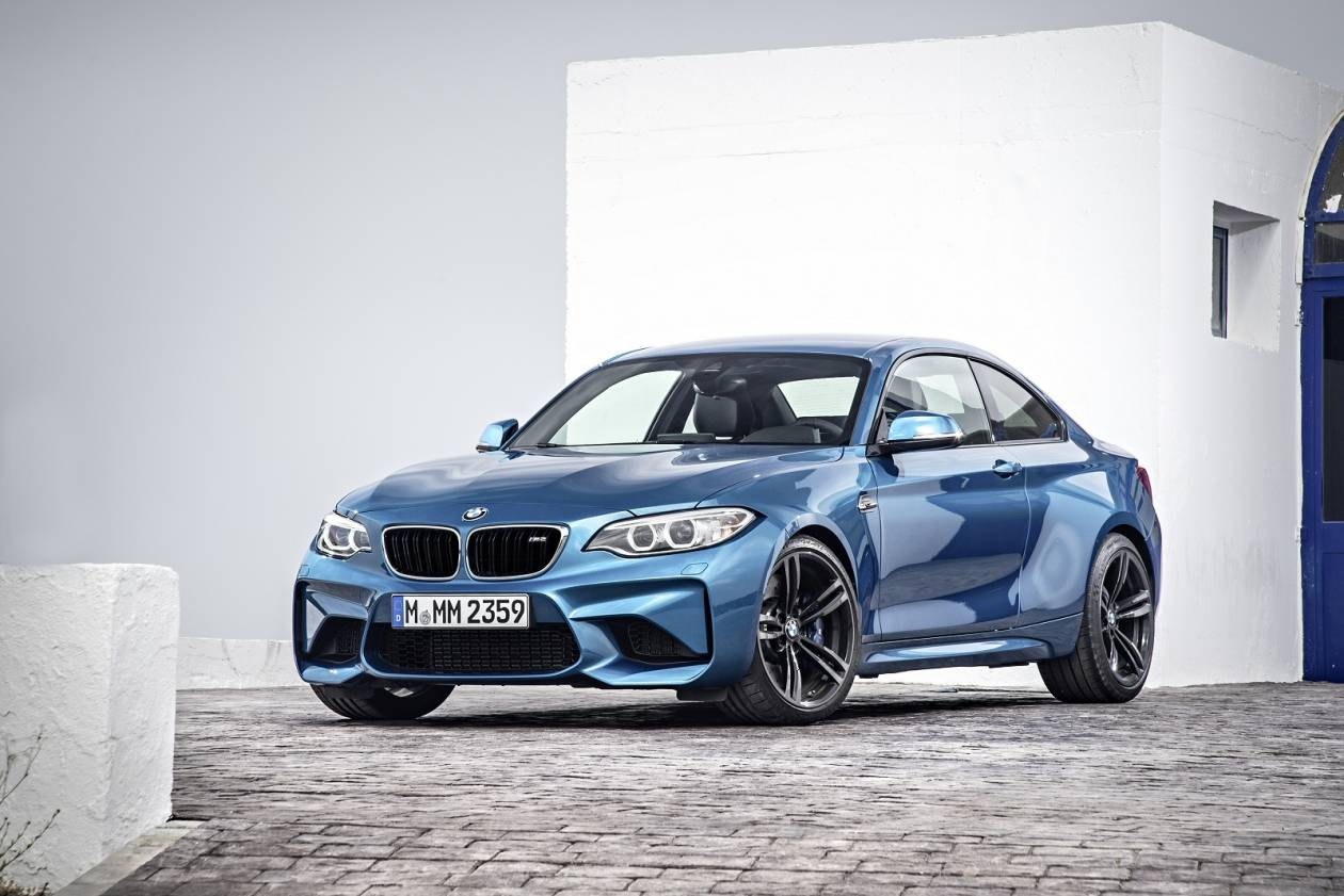BMW M2 Competition 2dr