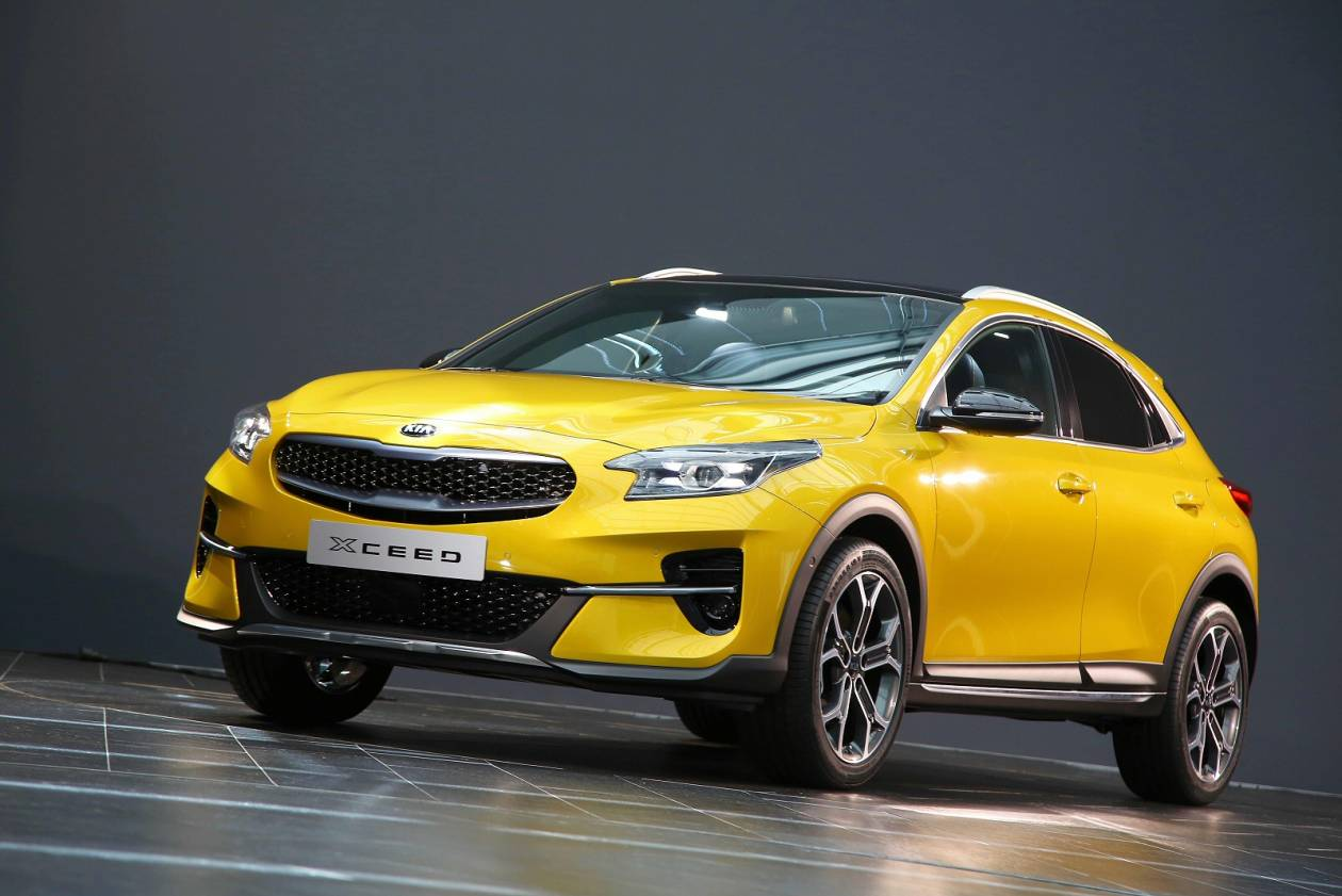 Image 4: KIA Xceed Hatchback 1.0T GDI ISG 2 5dr