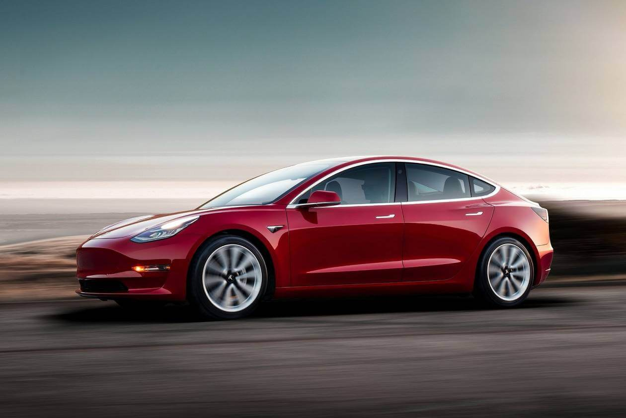Image 4: Tesla Model 3 Saloon Standard Plus 4dr Auto