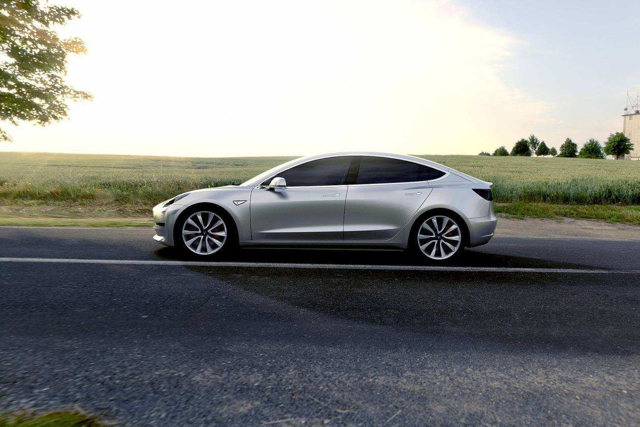 Tesla Model 3 Saloon Performance AWD 4dr [performance ...