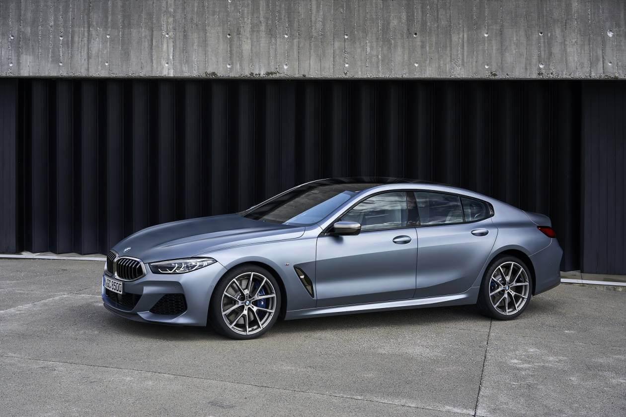 BMW 840i sDrive 4dr Auto