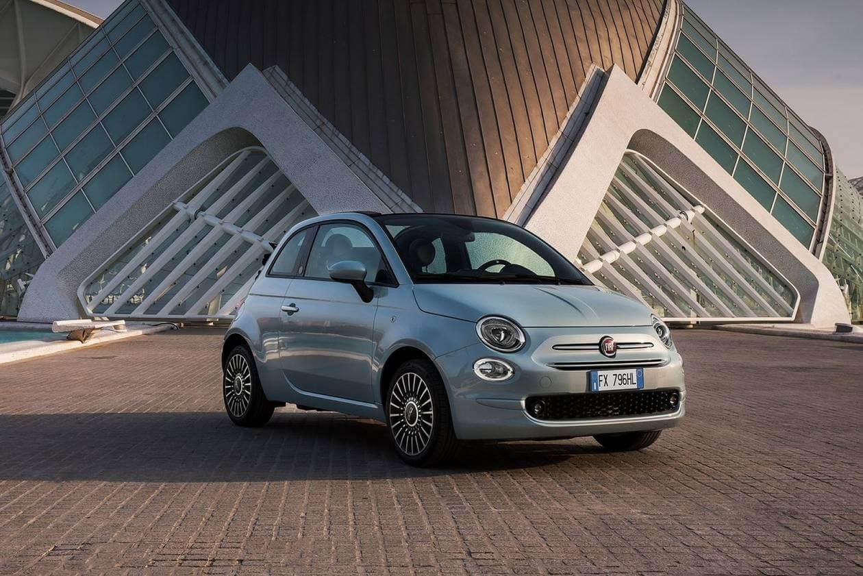 Image 2: Fiat 500 Hatchback 1.0 Mild Hybrid POP 3dr