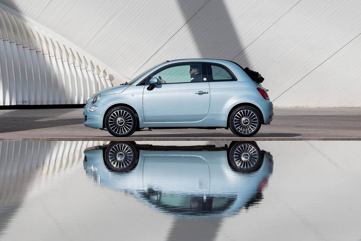 Image 3: Fiat 500 Hatchback 1.0 Mild Hybrid POP 3dr