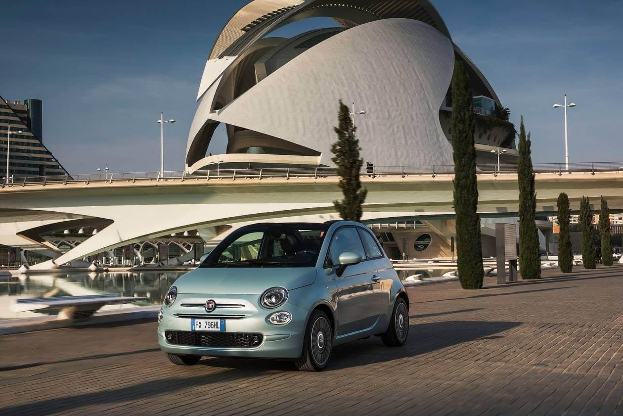 Image 4: Fiat 500 Hatchback 1.0 Mild Hybrid POP 3dr