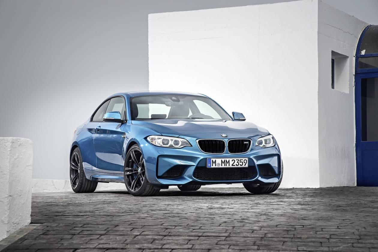 BMW M2 Competition 2dr DCT