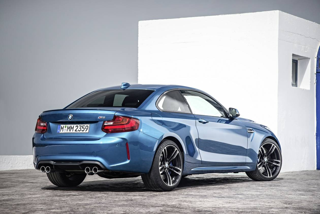 Image 3: BMW M2 Coupe M2 Competition 2dr DCT