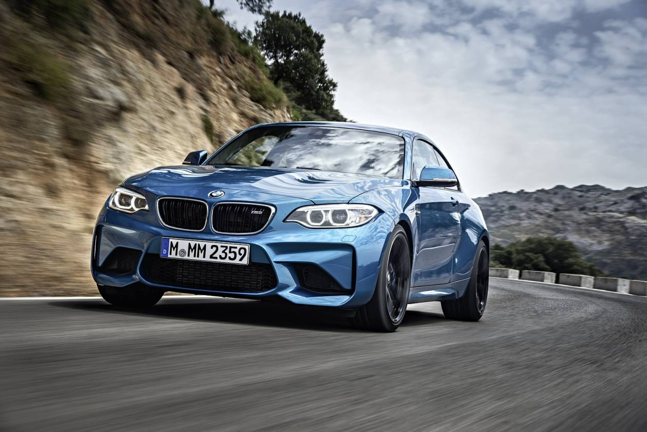 Image 4: BMW M2 Coupe M2 Competition 2dr DCT