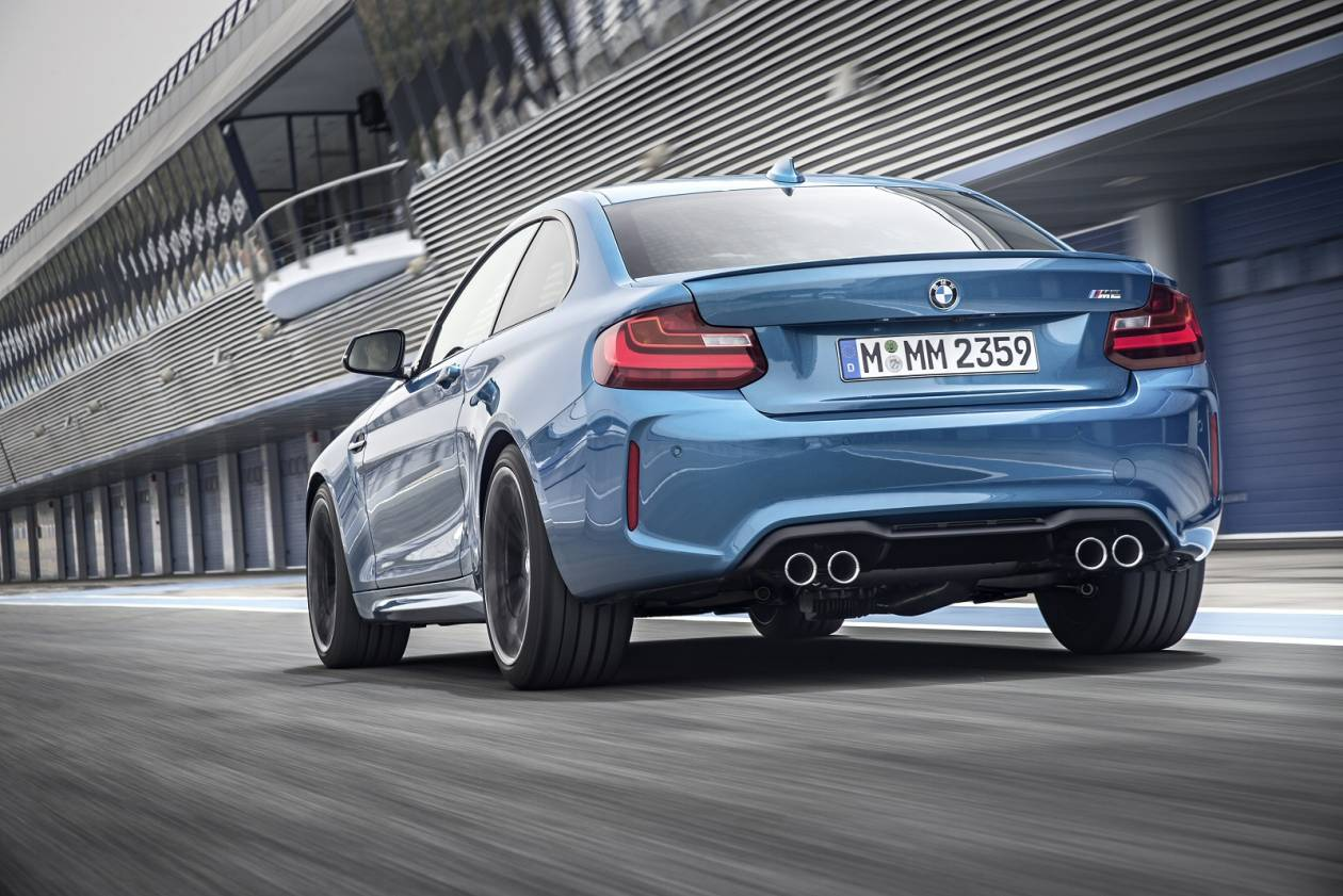 Image 5: BMW M2 Coupe M2 Competition 2dr DCT