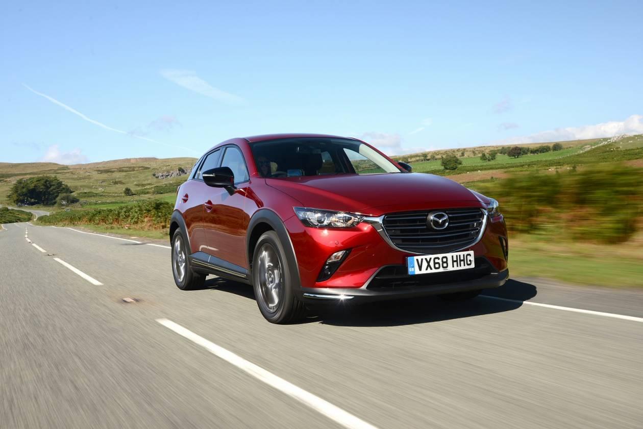 Mazda Lease Deals >> Mazda Cx 3 Hatchback 2 0 Se Nav 5dr