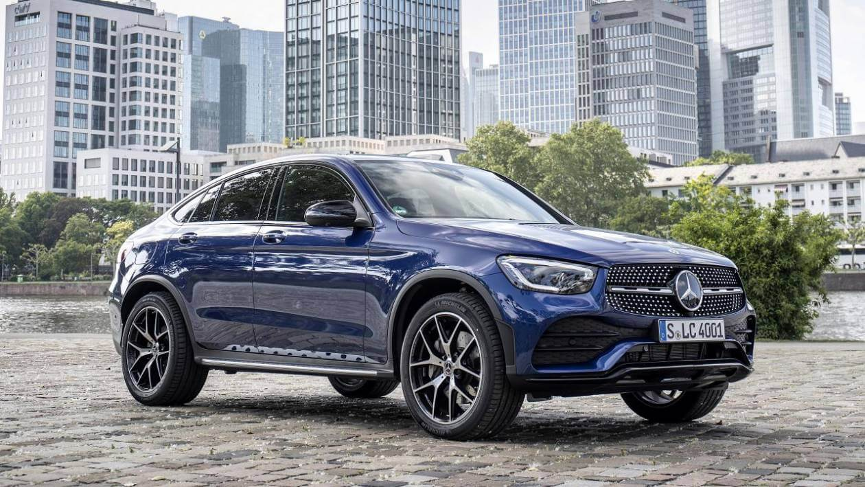 Image 5: Mercedes-Benz GLC Coupe GLC 300 4matic AMG Line 5dr 9G-Tronic