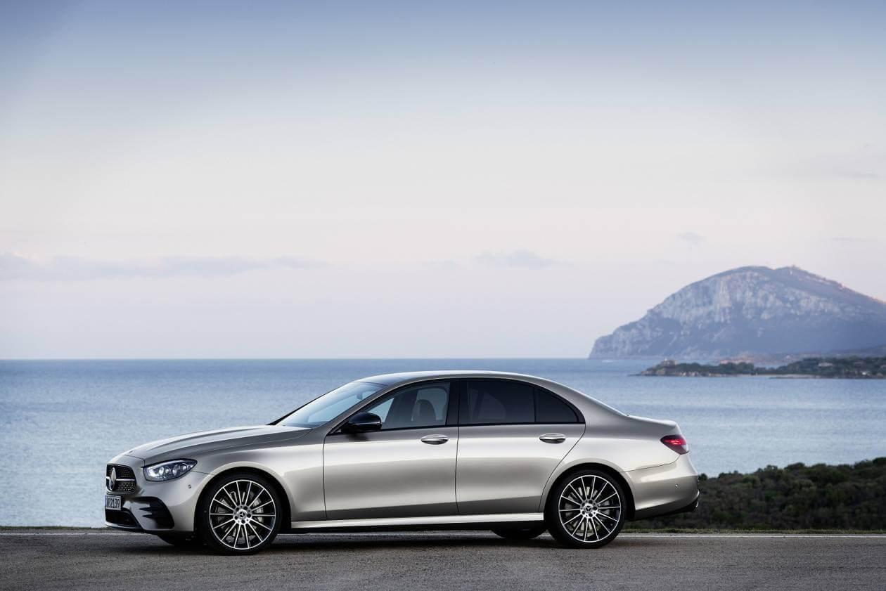 Image 1: Mercedes-Benz E Class Diesel Saloon E300de AMG Line 4dr 9G-Tronic