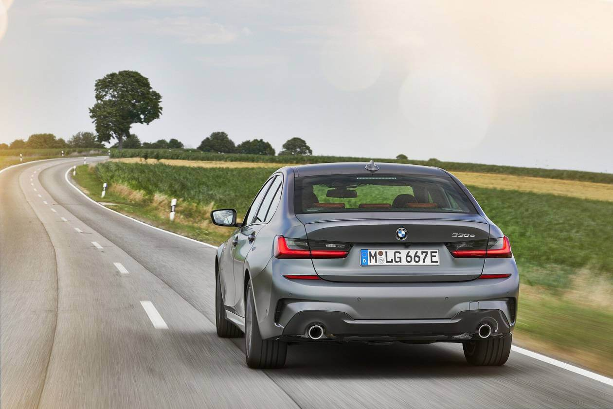 Image 5: BMW 3 Series Saloon 330E M Sport 4dr Auto