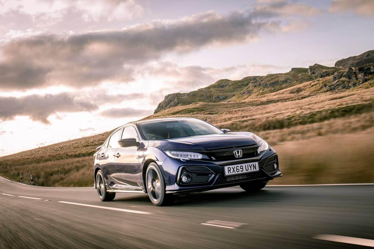 Image 6: Honda Civic Hatchback 1.0 Vtec Turbo 126 EX 5dr