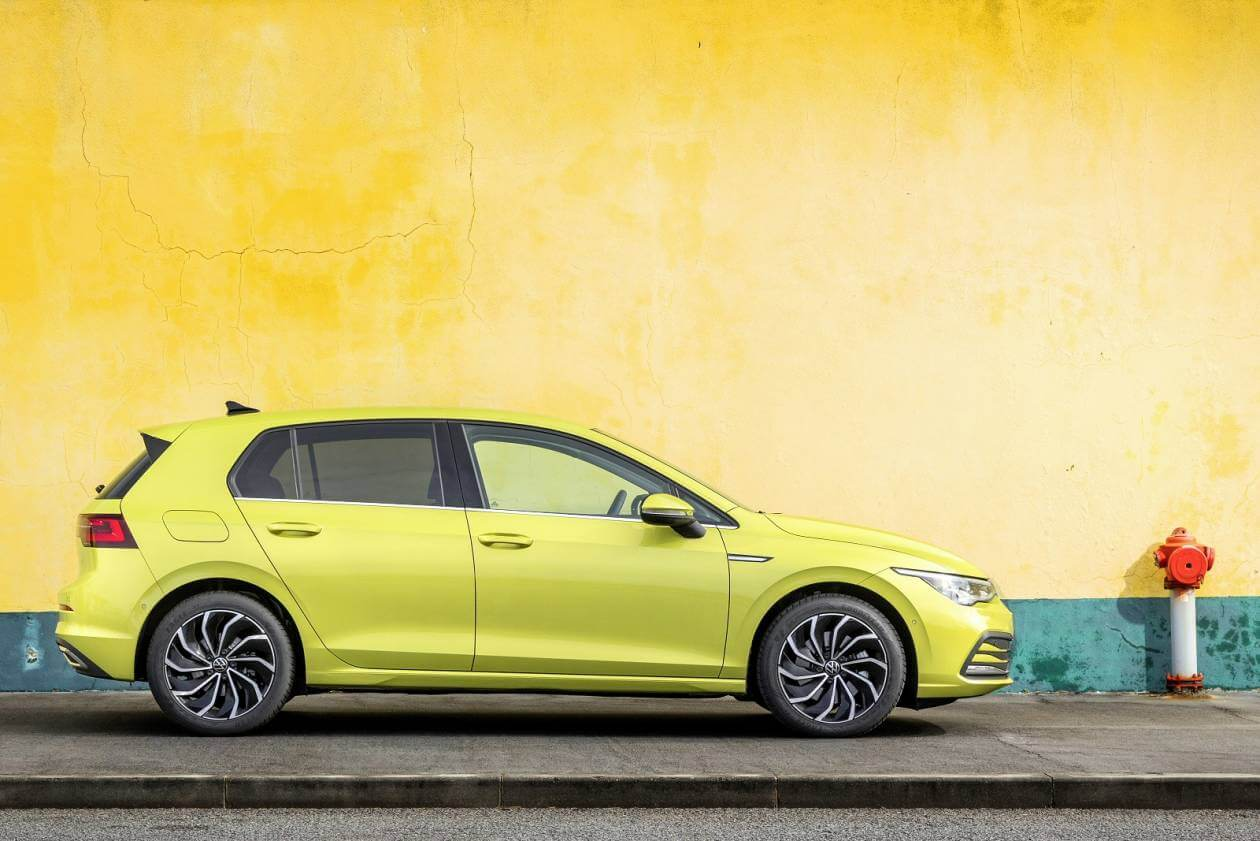 Image 3: Volkswagen Golf Hatchback 1.5 TSI Life 5dr