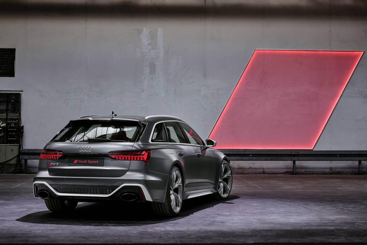 Audi Rs 6 Avant Rs 6 Tfsi Quattro Carbon Black 5dr Tiptronic On Lease From 1 135 55 Inc Vat