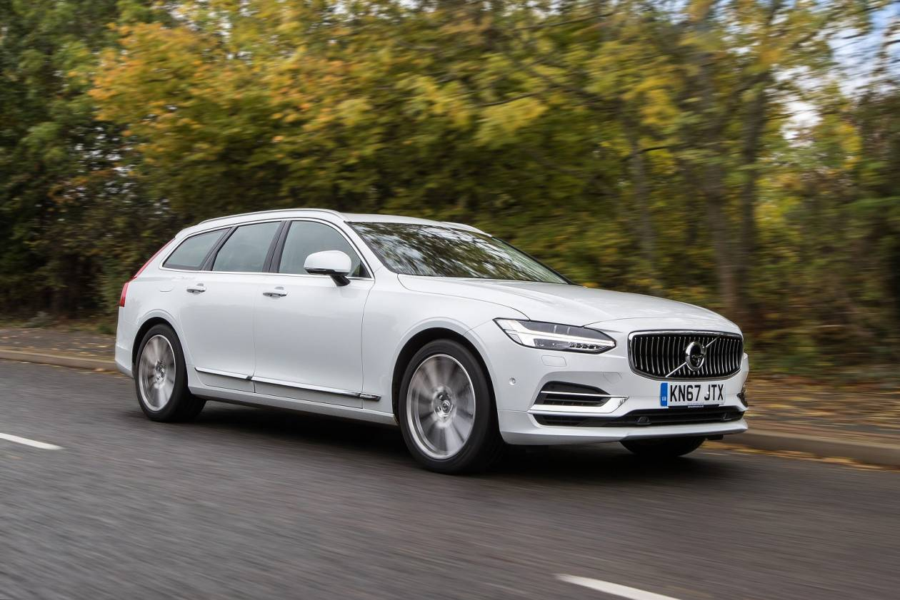Image 3: Volvo V90 Estate 2.0 T4 Momentum Plus 5dr Geartronic
