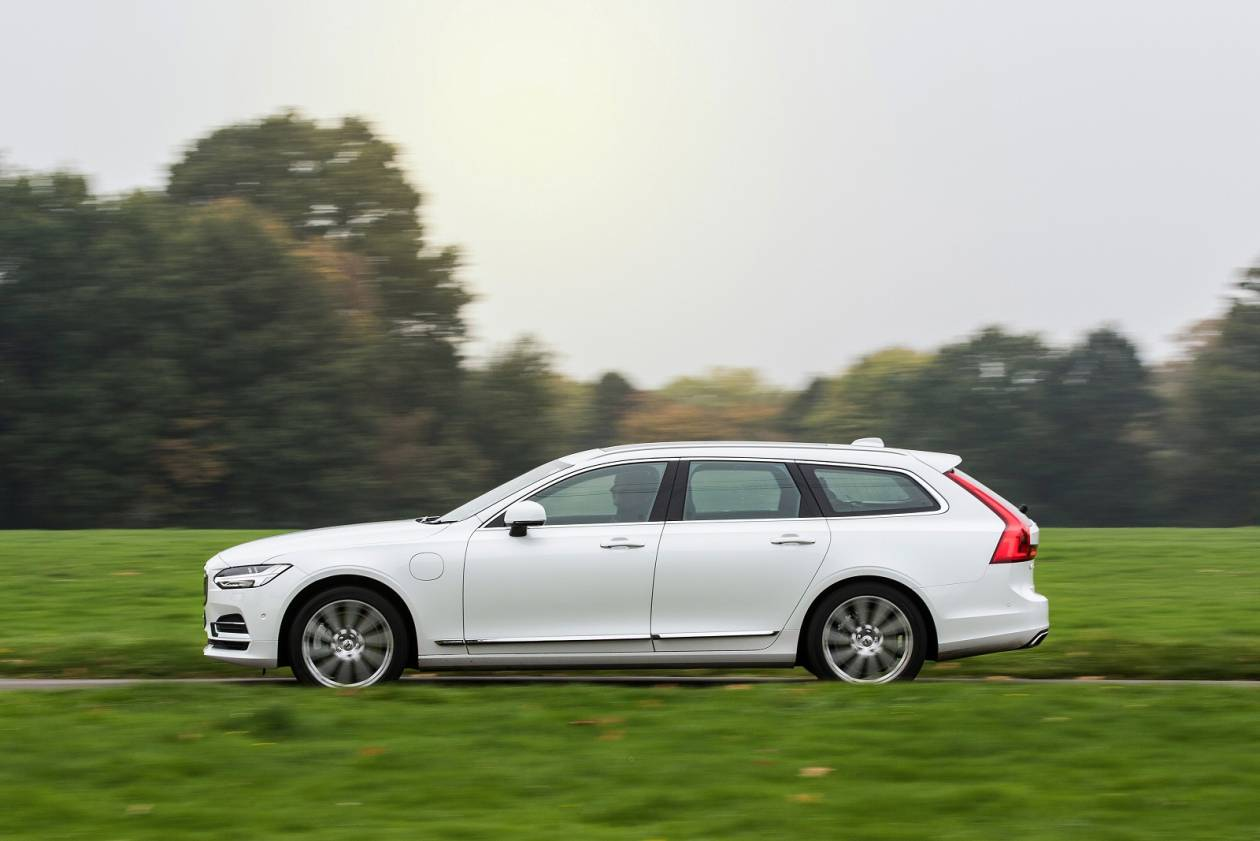 Image 4: Volvo V90 Estate 2.0 T4 Momentum Plus 5dr Geartronic