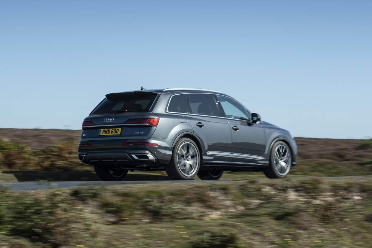 Image 6: Audi Q7 Diesel Estate 50 TDI Quattro Black Edition 5dr Tiptronic