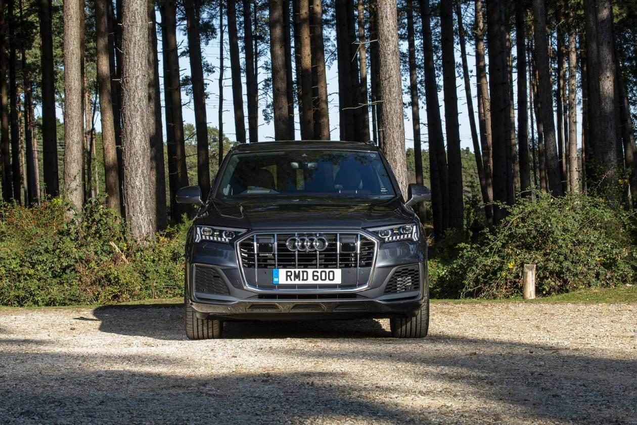 Image 1: Audi Q7 Diesel Estate 50 TDI Quattro Black Edition 5dr Tiptronic