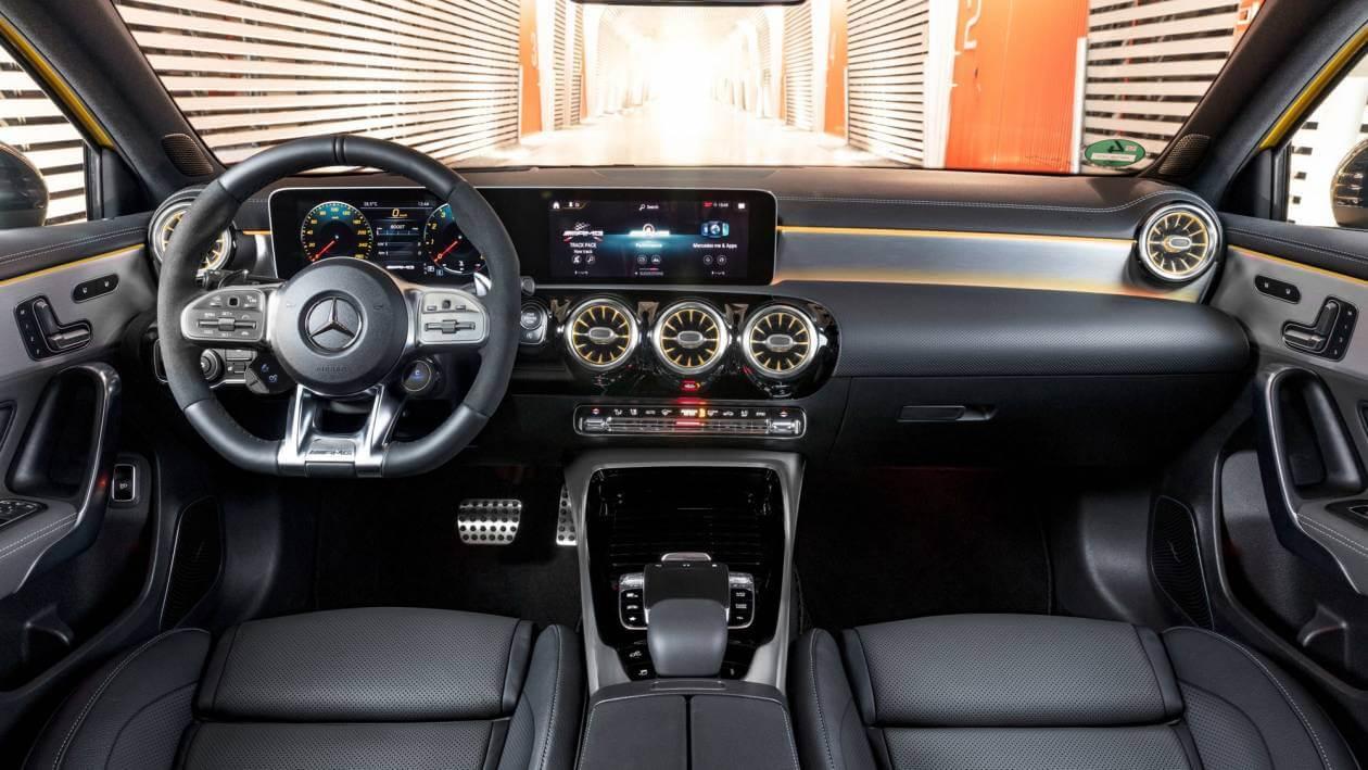Image 4: Mercedes-Benz A Class AMG Hatchback A35 4matic 5dr Auto