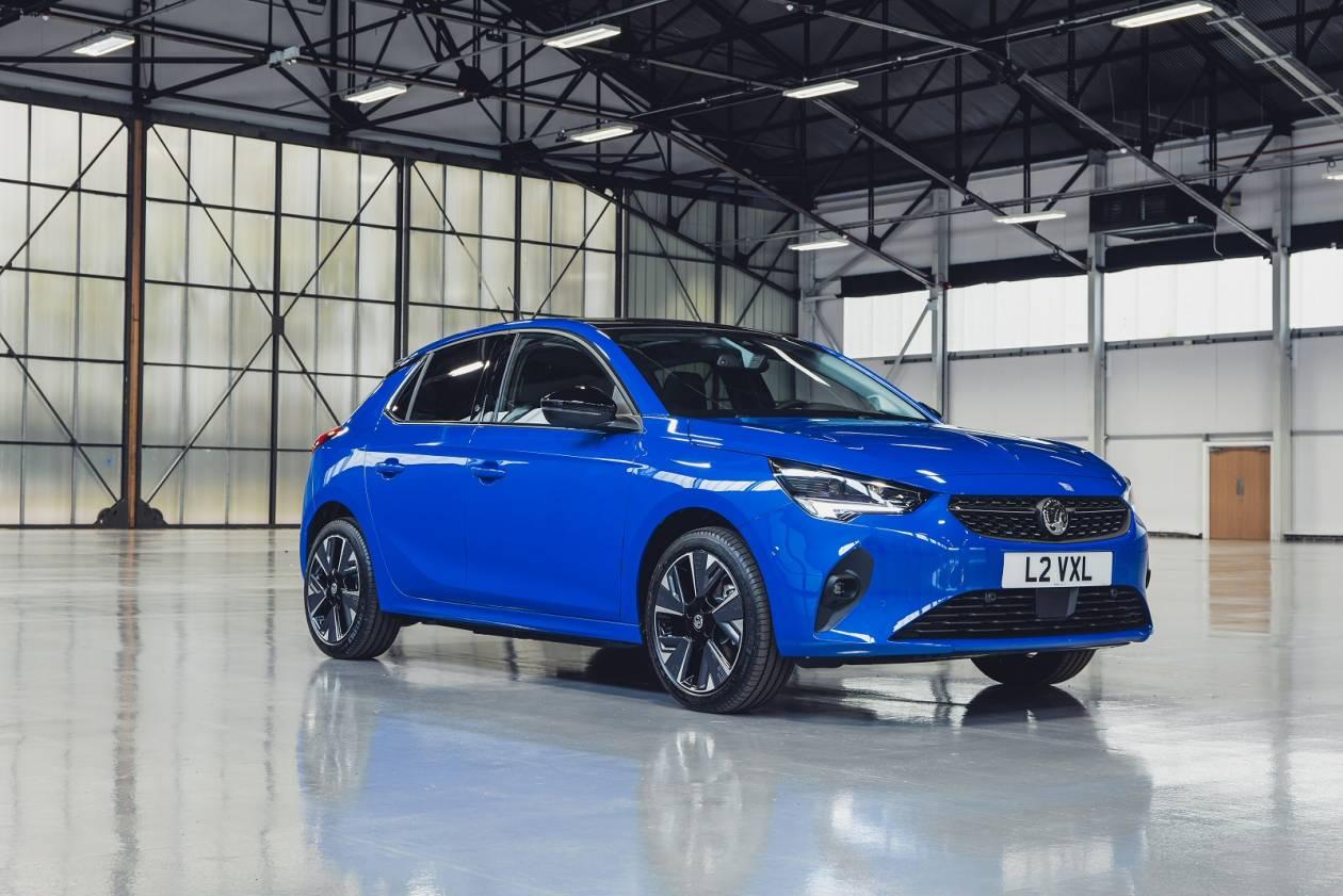 VAUXHALL 100kW Elite Nav 50kWh 5dr Auto [7.4kWCh]