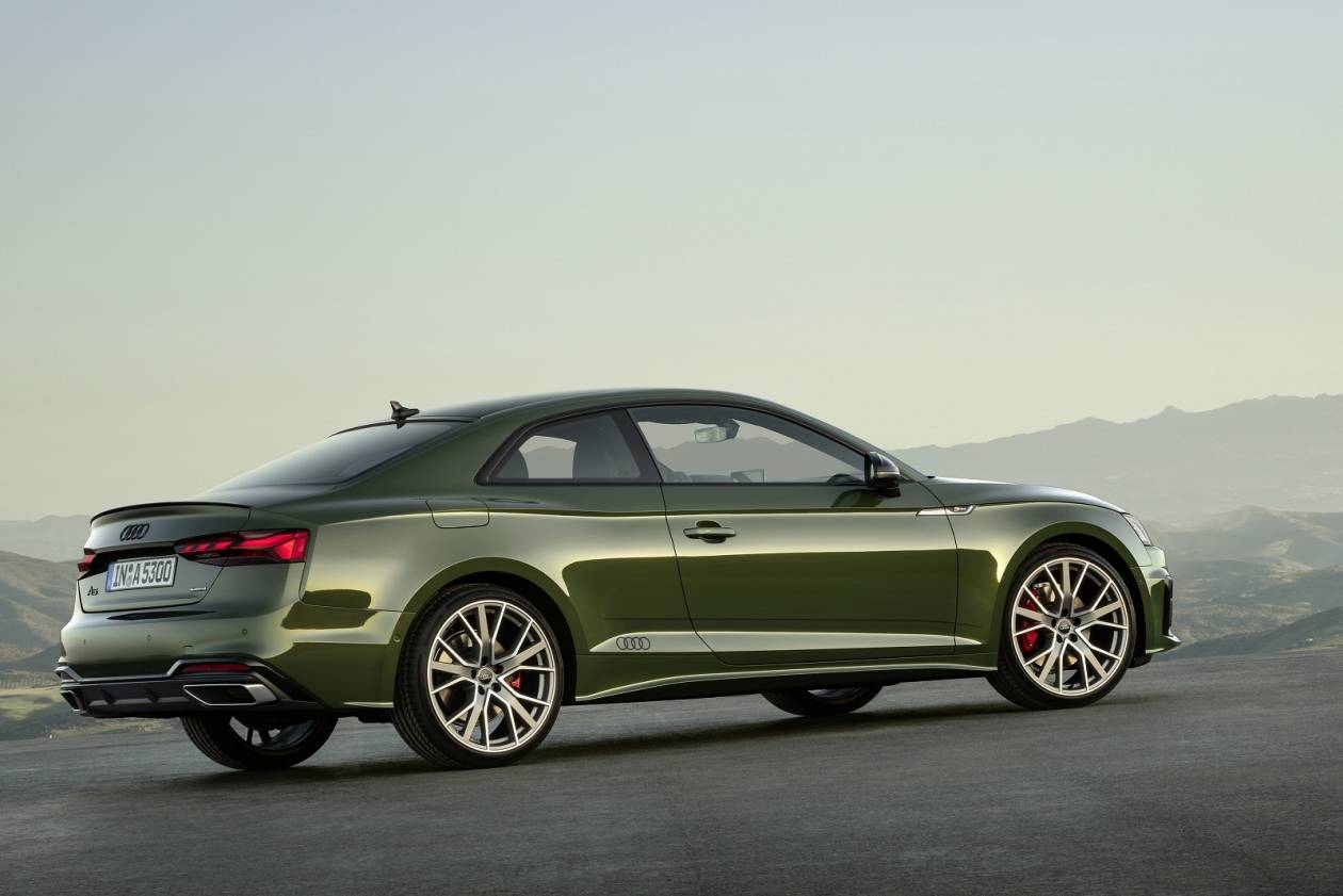 Image 2: Audi A5 Diesel Coupe 35 TDI S Line 2dr S Tronic