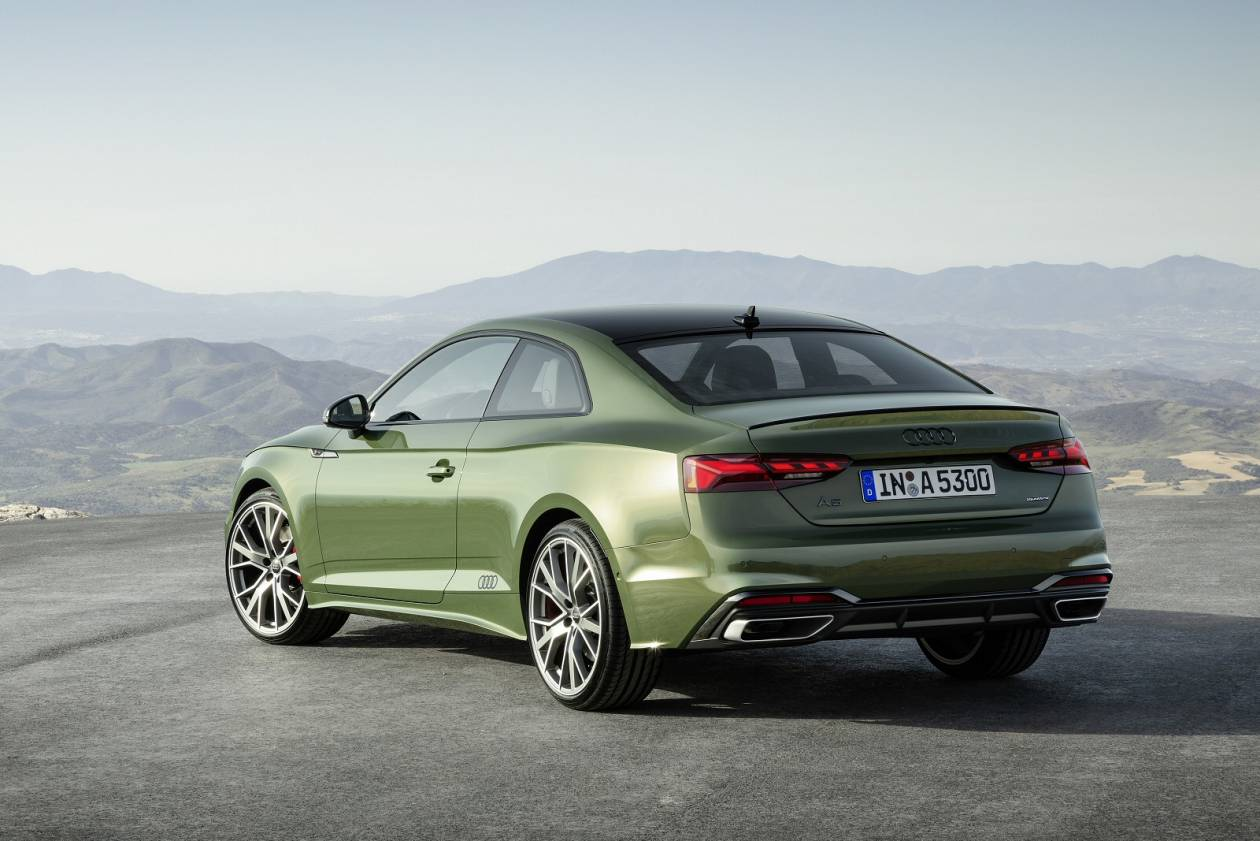 Image 3: Audi A5 Diesel Coupe 35 TDI S Line 2dr S Tronic