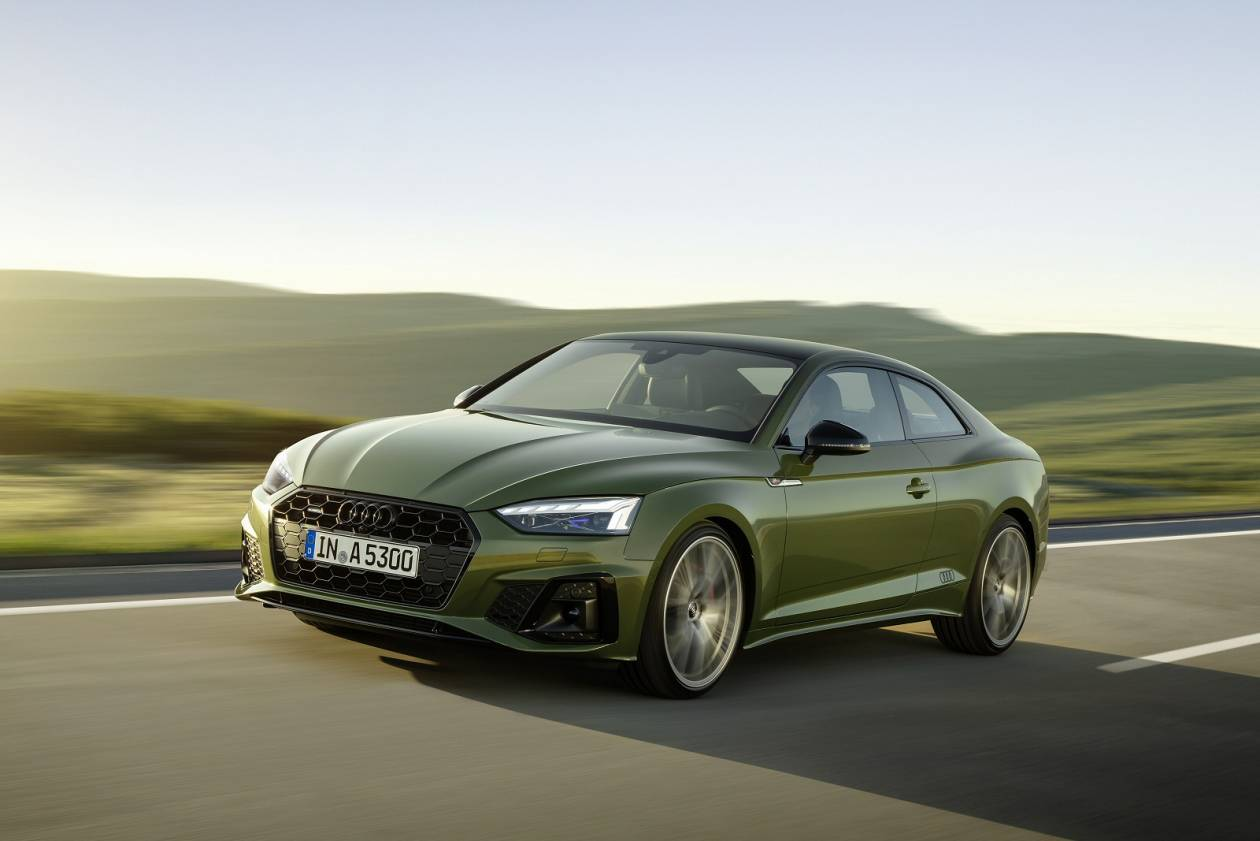 Image 4: Audi A5 Diesel Coupe 35 TDI S Line 2dr S Tronic