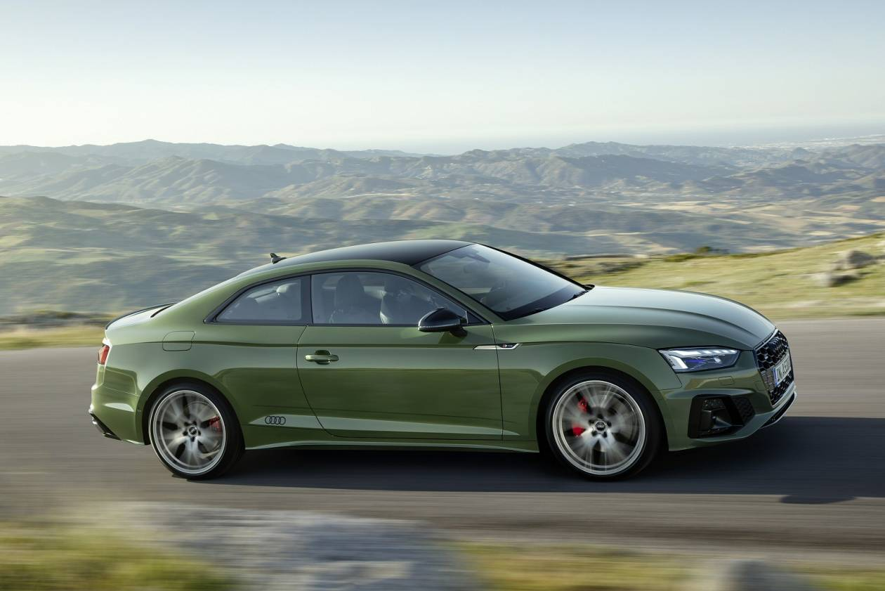 Image 5: Audi A5 Diesel Coupe 35 TDI S Line 2dr S Tronic