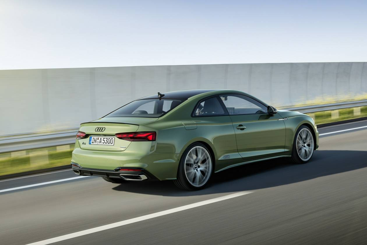 Image 6: Audi A5 Diesel Coupe 35 TDI S Line 2dr S Tronic