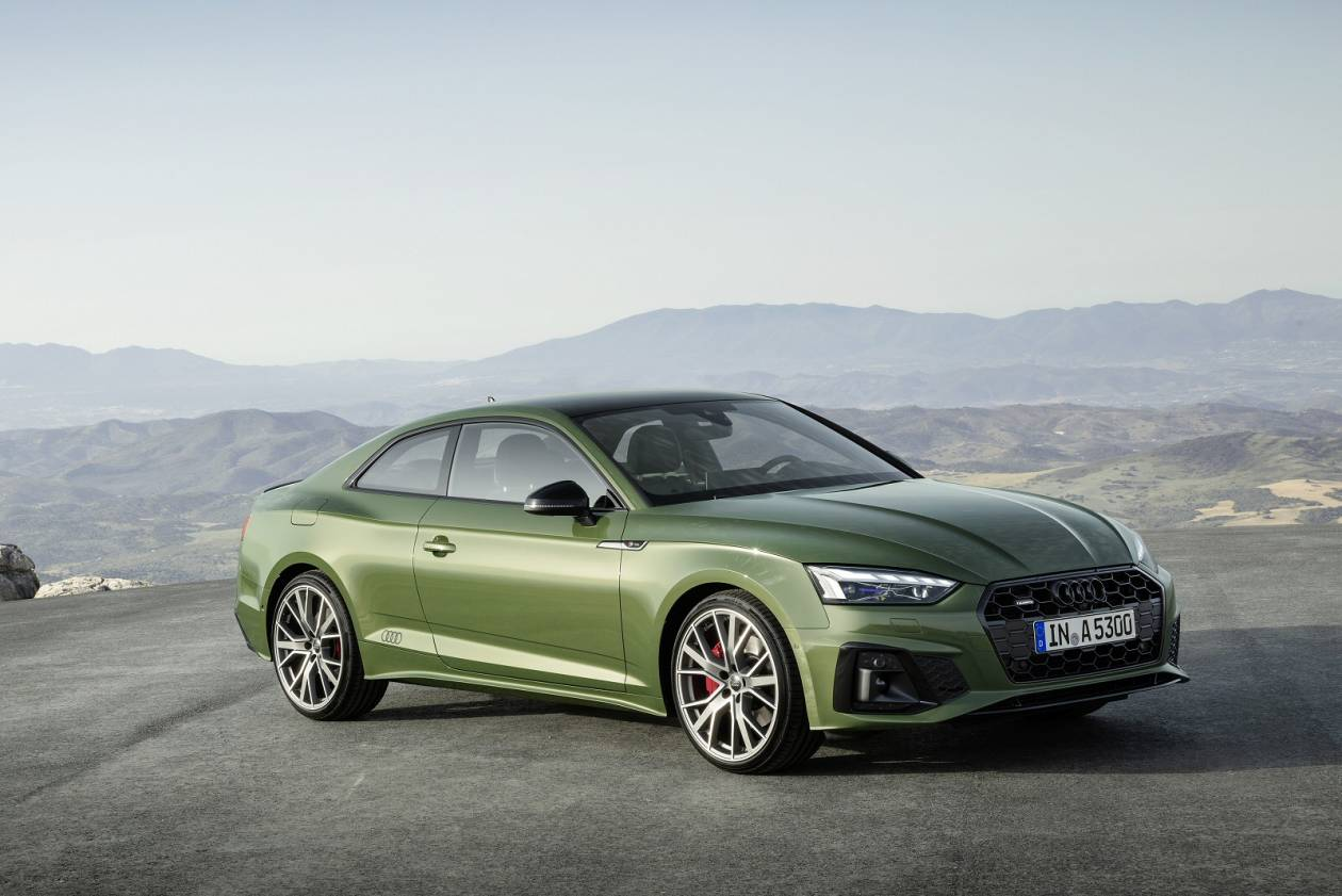 Image 1: Audi A5 Diesel Coupe 35 TDI S Line 2dr S Tronic