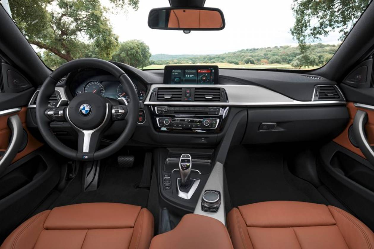 Image 5: BMW 4 Series Coupe 420I M Sport 2dr Auto [professional Media]
