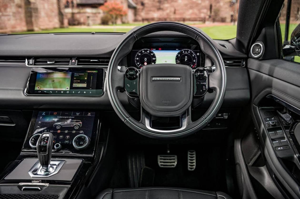 Image 3: Land Rover Range Rover Evoque Diesel Hatchback 2.0 D150 5dr 2WD