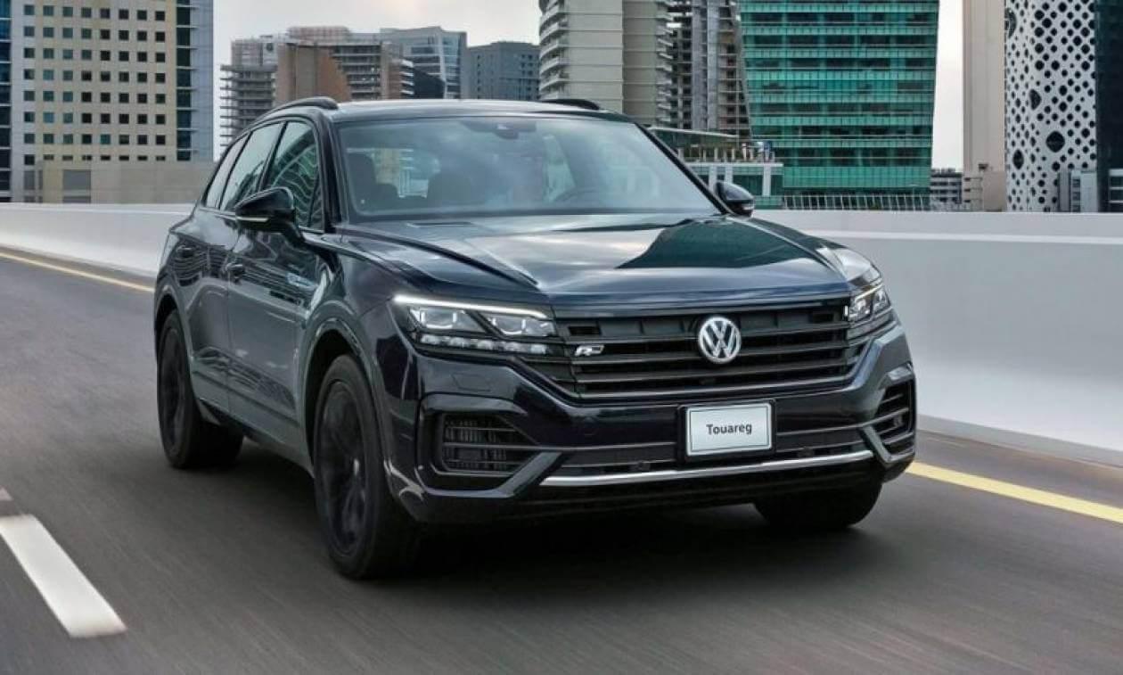 Image 4: Volkswagen Touareg Diesel Estate 3.0 V6 TDI 4motion 231 Black Edition 5dr TIP Auto