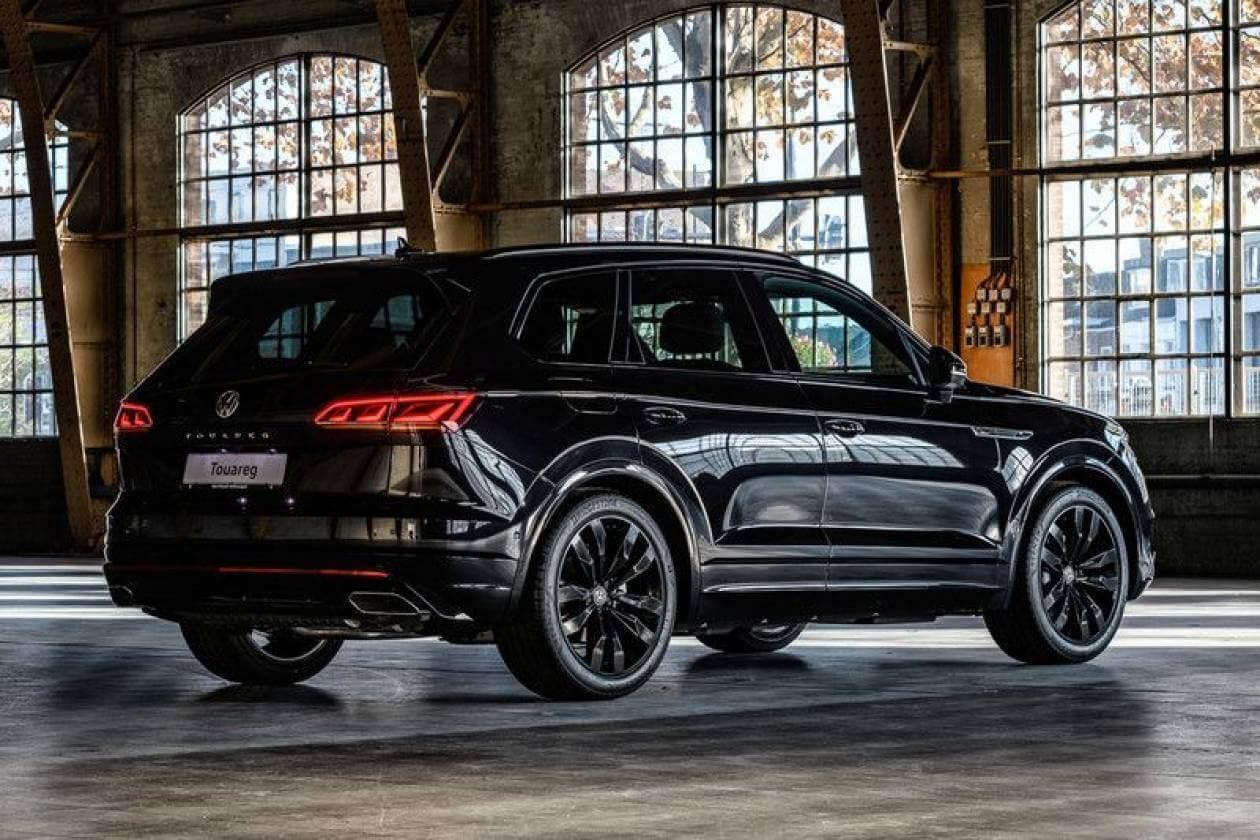 Image 3: Volkswagen Touareg Diesel Estate 3.0 V6 TDI 4motion 231 Black Edition 5dr TIP Auto