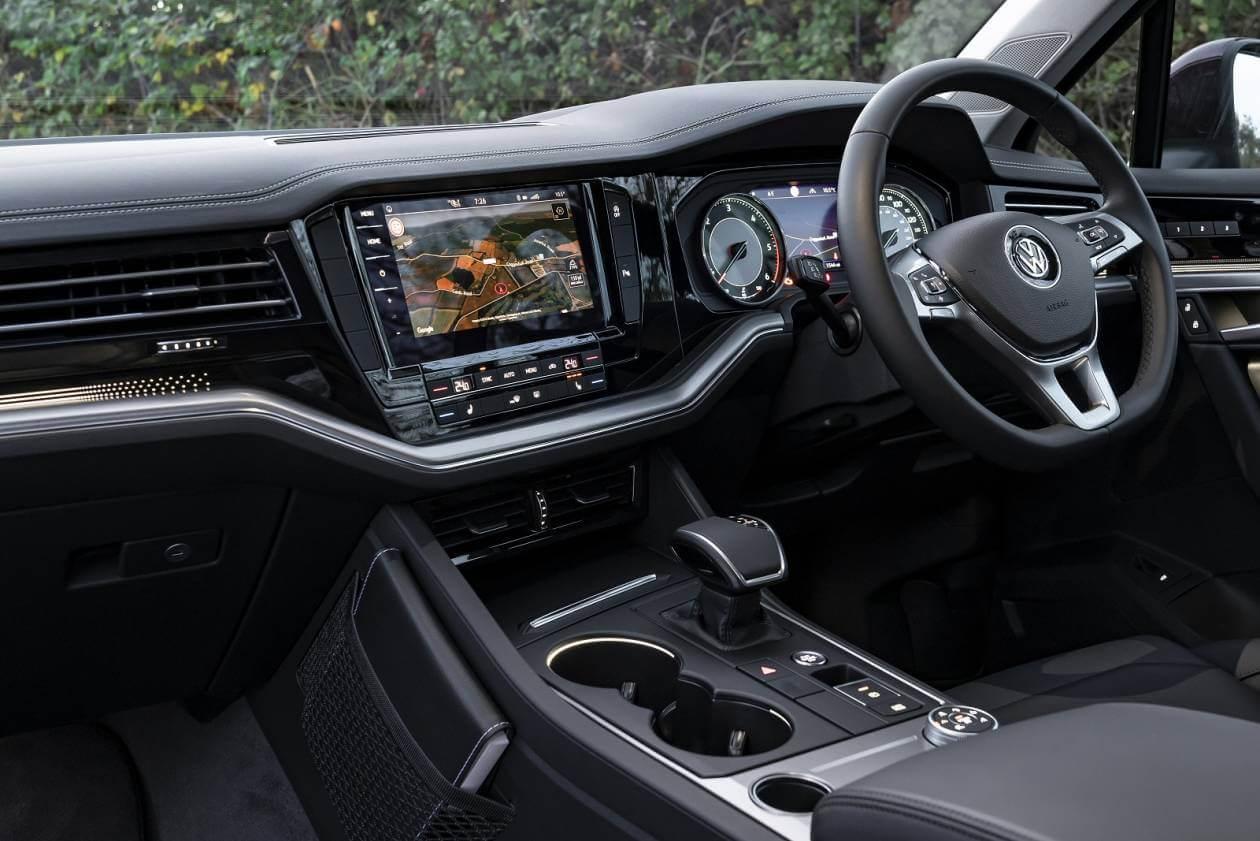 Image 5: Volkswagen Touareg Diesel Estate 3.0 V6 TDI 4motion 231 Black Edition 5dr TIP Auto