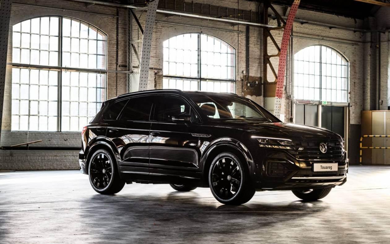 Image 2: Volkswagen Touareg Diesel Estate 3.0 V6 TDI 4motion 231 Black Edition 5dr TIP Auto